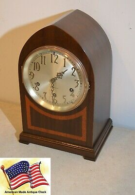 Fully Restored Seth Thomas Chime 95 - 1926 Westminster Chimes Antique Clock