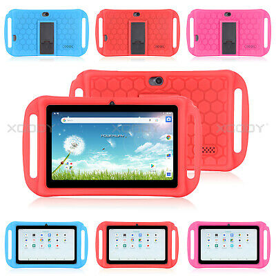 """XGODY Android 8.1 7"""" inch HD Quad-core Dual Cam IPS WiFi Kid Friendly Tablet PC"""