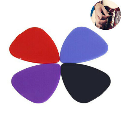 High Quality Colorful Bass Plectrum Musical Tool Celluloid Guitar Picks