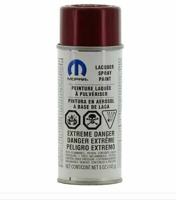 Jeep Dodge Chrysler Prp Deep Cherry Red Touch Up Spray 5 Oz Mopar