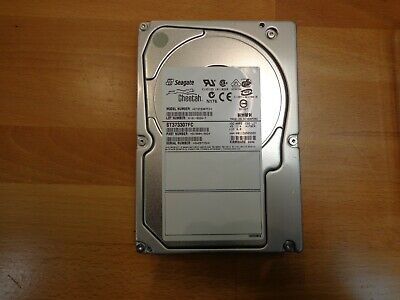 "Seagate Cheetah 10K.6 73.4GB Internal 10000RPM 3.5"" (ST373307FC) HDD"