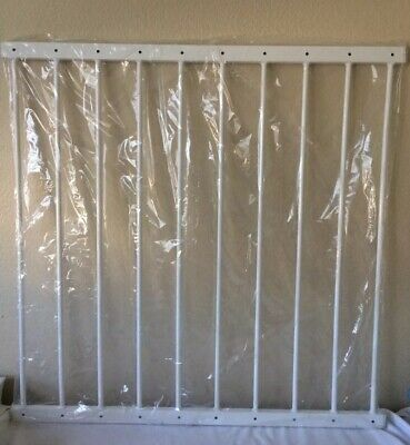 Fairy Baby Child Safety Window Gate Security Bars 31.8 - 36.6 Inches Wide