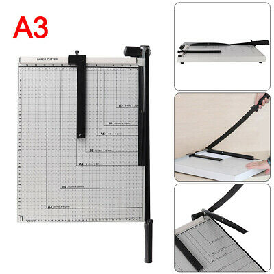 Heavy Duty A3 Photo Paper Cutter Guillotine Home Office Tool Card Trimmer UK Hot