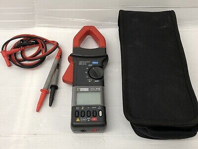 Chauvin Arnoux F15 Current, Frequency, Resistance, Voltage Clamp Meter
