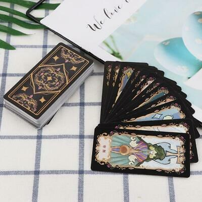 Student Tarot Cards With Colorful Box Divination Astrology Mysterious Board Game