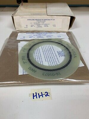 """NEW 3""""Flange Isolation Gasket Kit Pipeline Products Speciality Co.Fast Shipping"""