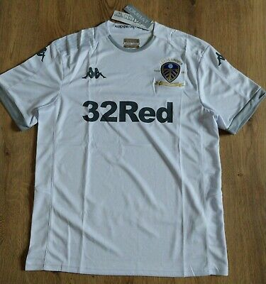 Leeds United Home Soccer Jersey 2019-20.new with tag.XL size.