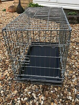 Dog / Pet Travel / Transport Cage Small Size