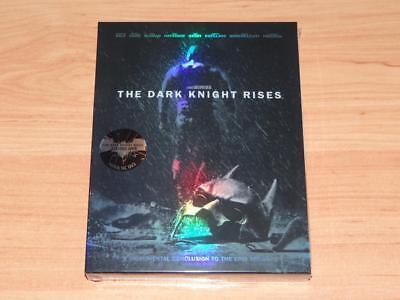 The Dark Knight Rises TDKR NovaMedia Nova Exclusive Steelbook Full A Korea BD