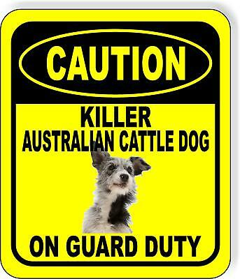 CAUTION POODLE MAY LICK YOU TO DEATH Home Window/Door Dog Breed Sign/Sticker Home Decor Plaques & Signs