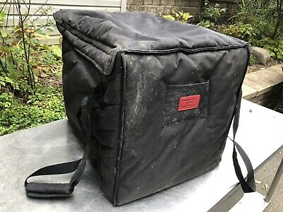 Insulated Pizza Food Thermal Delivery Bag Warming Carrying Restaurant Food Truck
