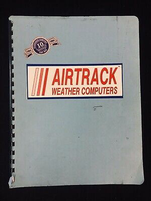 Airtrack Weather Computers Operating Manual