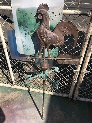 Weathervane Vintage Brass & Copper
