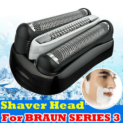 For Braun Series 3 32B 32S 340S 320 Shaver Replacement Foil Razor Head Cutter