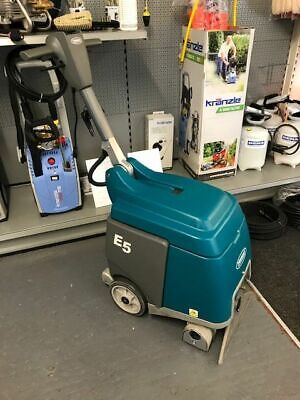 Tennant E5 Carpet cleaner / extraction machine