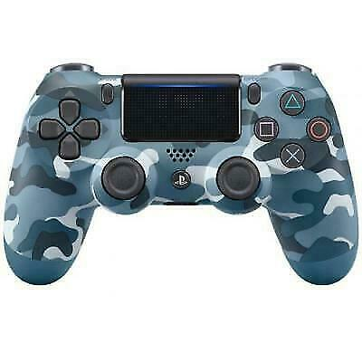 Sony DualShock 4 Wireless Controller for PlayStation 4 Blue Camouflage CUH-ZCT2U