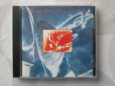 CD album  DIRE STRAITS On every street 1991 occasion BE