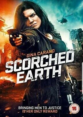 Scorched Earth  New (DVD  2018)