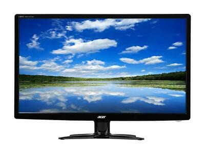 """Acer G6 27"""" Widescreen Monitor Display 4 ms 300Nit Full HD (1920x1080)"""