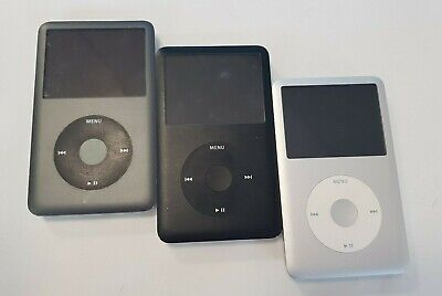 Apple iPod Classic 80GB 120GB 160GB - Mixed Grades & Colours - Fully Working