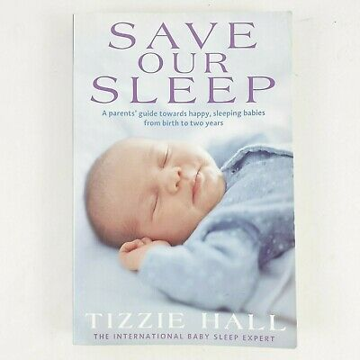 A5 Save Our Sleep by Tizzie Hall (Paperback, 2006)