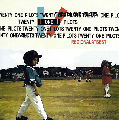 "Twenty One Pilots - Regional At Best [2LP] Limited Vinyl 12"" Record 2019 33 RPM"