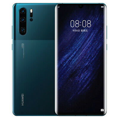 Huawei P30 Pro VOG-L29 Dual 8GB RAM 256GB Mystic Blue ship from EU Express