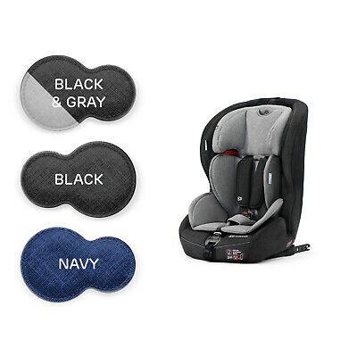 Kinderkraft Car Seat SAFETY FIX Booster Seat Isofix Group 1/2/3 9-36 kg Colors