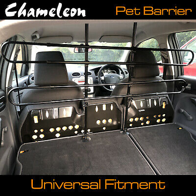 Universal Car Pet Dog Barrier Guard Adjustable Safety Travel guard