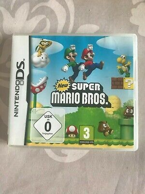 New Super Mario Bros  - 3DS - Comme neuf complet