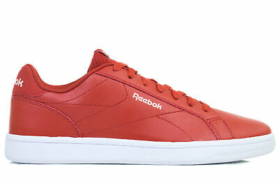 Reebok Royal Complete Cln Men's Sneakers Red Dv6637