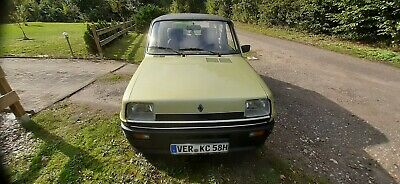 Renault R5 Automatic
