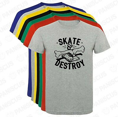 Camiseta hombre Skate and Destroy Truck Thrasher tallas y colores