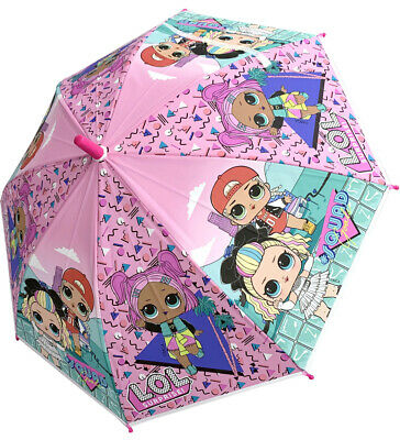 LOL SURPRISE DOME POE Umbrella Kids Childrens School Official L.O.L Bubble