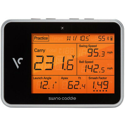 Swing Caddie SC 300 VC Portable Launch Monitor with Remote Control , New