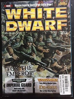 SM Imperial Fists White Dwarf #258 Inquisitor Expanded Rules Deathwatch