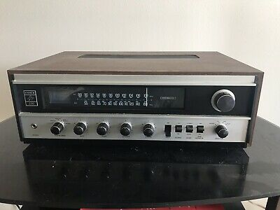 The Fisher 180 Vintage Solid State 4 Ohm Stereo Receiver