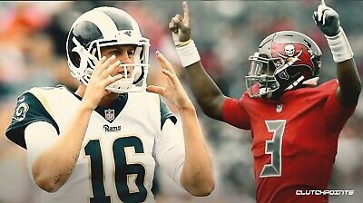 Rams vs Tampa Bay Bucs 4 Tickets VIP in Club Seating with tailgating parking