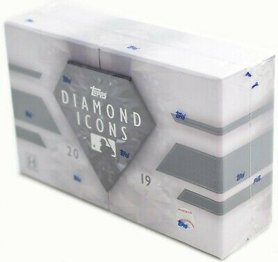 Live Group Break - 2019 Topps Diamond Icons Baseball Hobby Box - Random Player