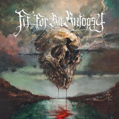 Fit For An Autopsy - The Sea Of Tragic Beasts   Cd New