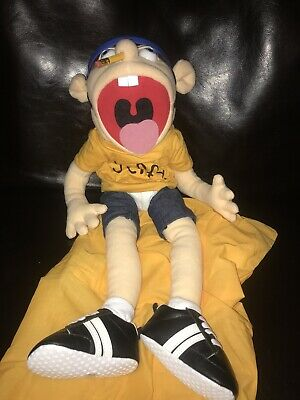 JEFFY PUPPET Original Authentic Super Mario Logan SML *IN HAND SHIPS TODAY*