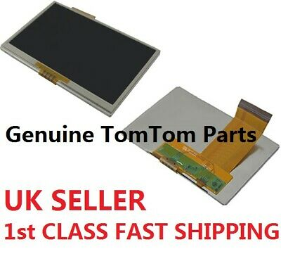 "Tomtom GO 520 720 920 630 730 930 4.3"" Complete LED Screen & Touch Digitizer"