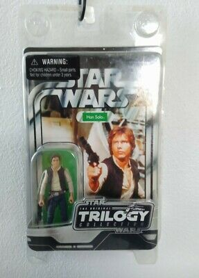 Star Wars Han Solo - A New Hope 2004 Original Trilogy Collection 3.75 Figure