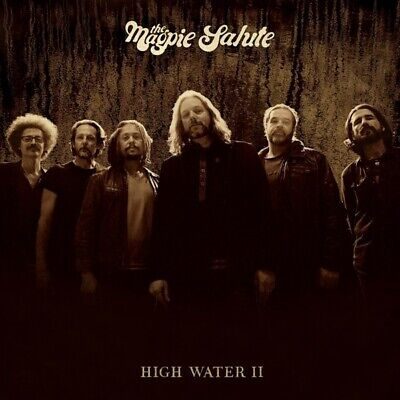 The Magpie Salute - High Water Ii   Cd New