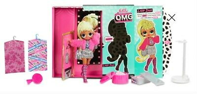 LOL Surprise OMG Doll! Lady Diva! BRAND NEW!