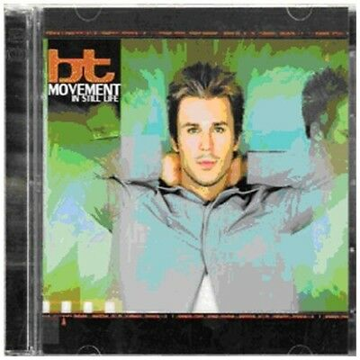 Bt - Movement In Still Life (Special Edition) 2 Cd Neuf
