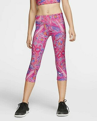 New With Tags Girls Nike Leggings Size M (age 10-12)