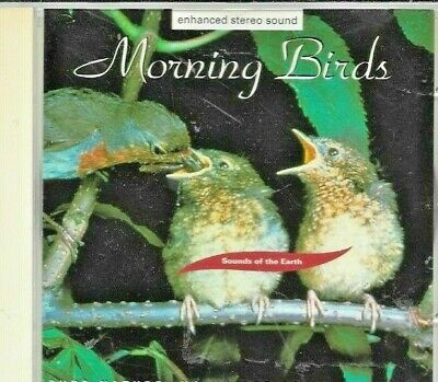 Sounds Of The Earth - Morning Birds - CD - 2012 - UK FREEPOST
