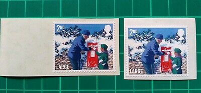 Forgeries 2018 Christmas 2nd Class Large Laquered CB SHORT & CB BOTH FAKE