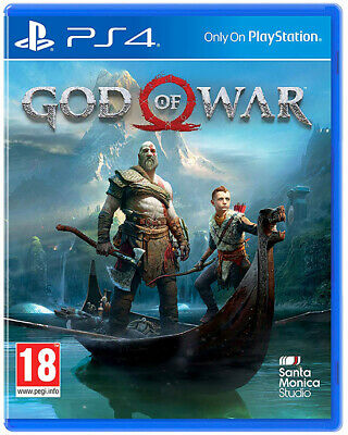 God of War PS4 *in Excellent Condition*